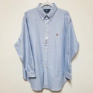 🆕️ Ralph Lauren Classic Fit Button Down Shirt